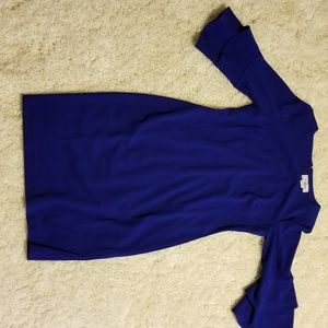 J Howard womens dress size 10 blue